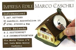 impresa edile caschili marco