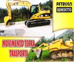 Petruso Benedetto Movimento Terra Trasporti