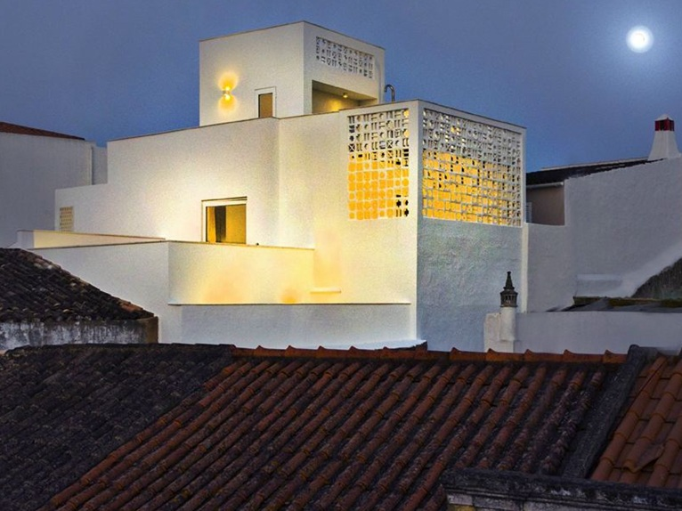 Casa Xonar Islamic Echoes For The Andalusian House In Silves