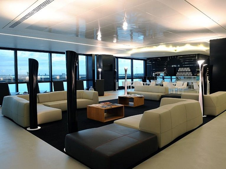 "Alitalia launches the new ""Dolce Vita"" lounge area in Fiumicino"