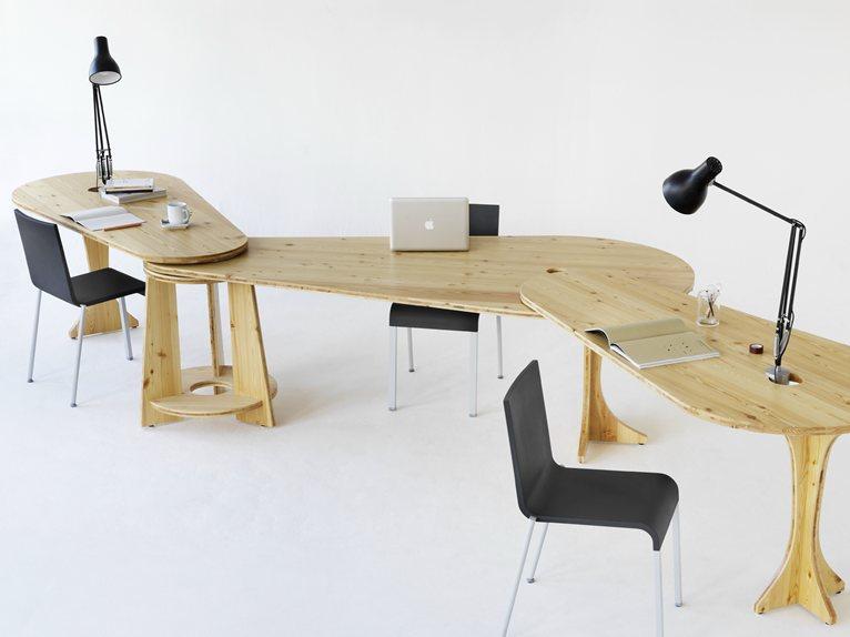 tilt debutes at farmiloe building. Black Bedroom Furniture Sets. Home Design Ideas