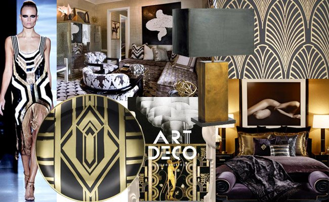 The Great Gatsby Inspired Art Deco