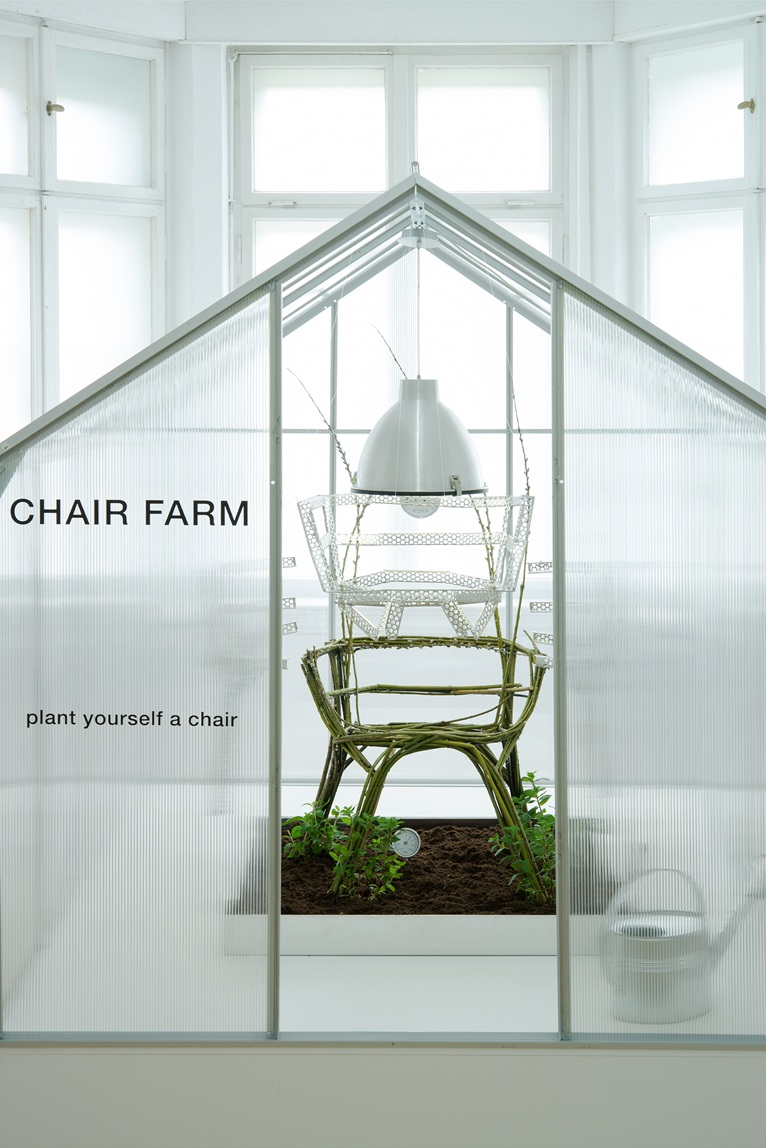 Chair Farm Aisslinger : Werner aisslinger presents home of the future