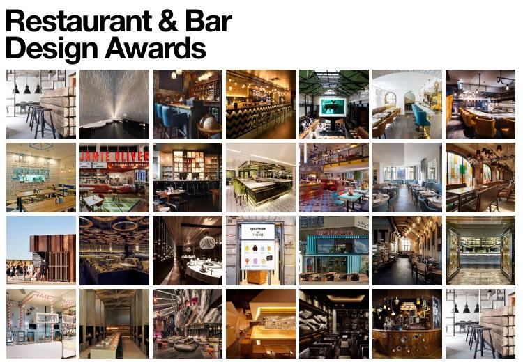 RestaurantBar Design Awards 2014 Call For Entries Now Open