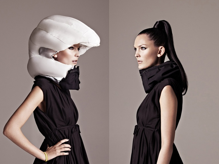 d7aaf8f45ad Save your head  wear the invisible bicycle helmet!