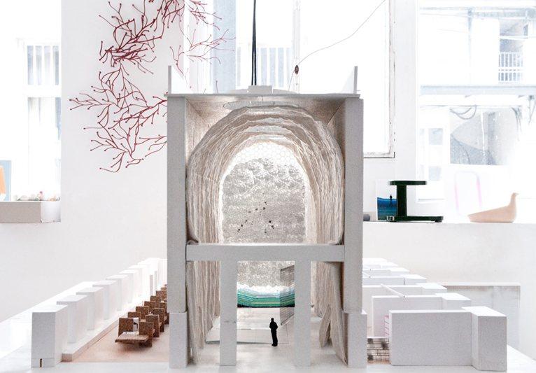 39 momentan 39 ronan et erwan bouroullec upcoming exhibition in paris - Ronan et erwan bouroullec ...