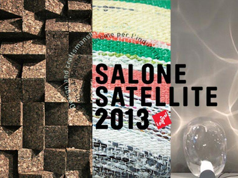 Focus on salone satellite award 2013 for Salone satellite
