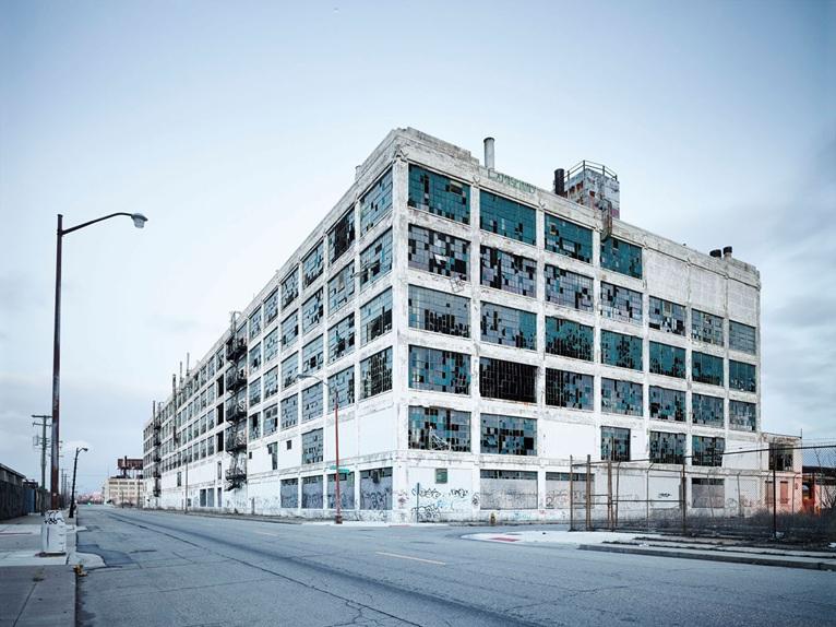 American beauty the opulent pre depression architecture for Detroit architectes