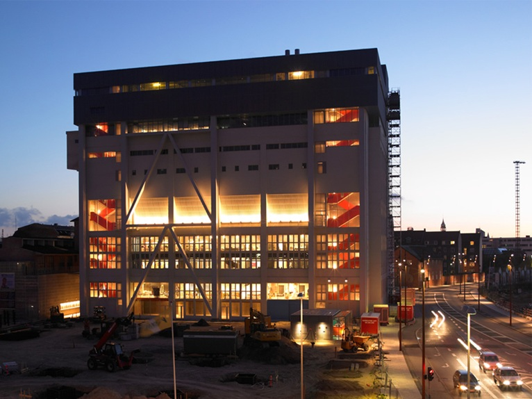 Coop Himmelblaus House of Music officially opened in Aalborg