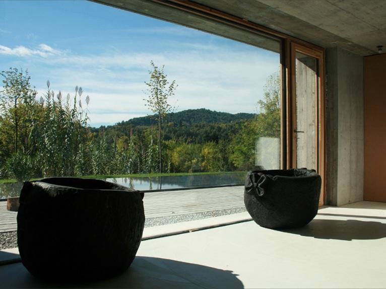 F l architetti 39 s casa y in turin for Log casa architetti