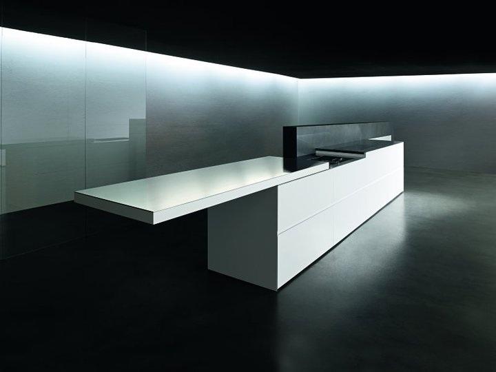 Cucine Moderne Minimal.Liberta Compositiva Con Le Cucine Moderne Di Minimal