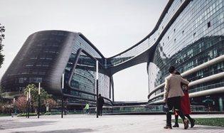 Meet the Ergonomic Office of the Future
