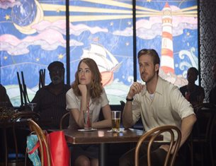 Where was  'La La Land' filmed?
