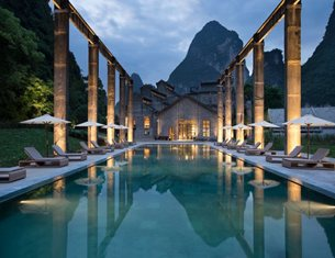 The new life of Alila Yangshuo