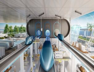 """The """"city of the future"""" is closer than we think..."""