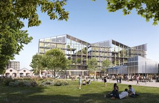 SOM to Lead Design of 2026 Milan-Cortina Olympic Village
