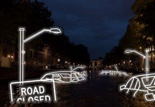 Amsterdam Light Festival Edition #8: DISRUPT!