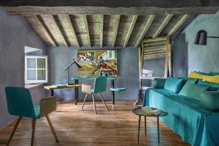 Monteverdi, a paradise for art lovers nestled in the Tuscan Hills