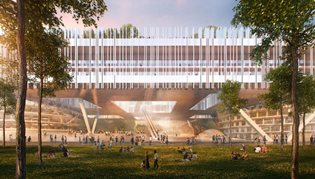 Dominique Perrault to Design the new Campus for Shenzhen Institute of Design