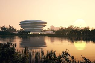 Nature and Technology Meet in MAD's Hainan Science and Technology Museum