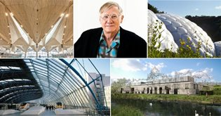 The Royal Gold Medal for Architecture goes to Sir Nicholas Grimshaw