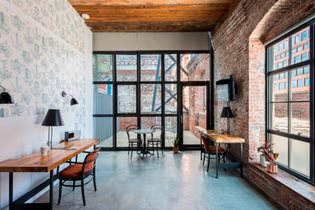 "Industrious and Wythe Hotel Offer ""On-Demand Workspaces"""