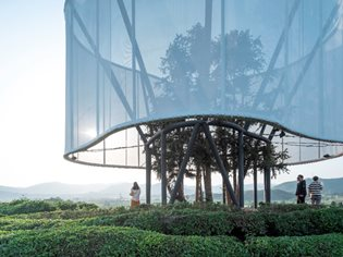 Light and Forma Fantasia: two new installations by Ma Yansong | MAD Architects