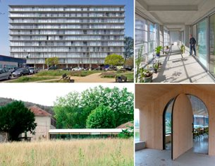 Winners of the Mies van der Rohe Award 2019