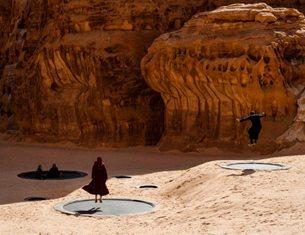 Desert X Alula: an open living museum that inspires creativity