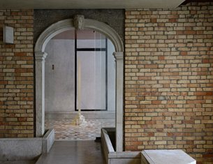 Le pietre del cielo Luigi Ghirri e Paolo Icaro: a project focussing on photography and sculpture
