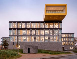 The LEGO Group opens New Campus in Billund