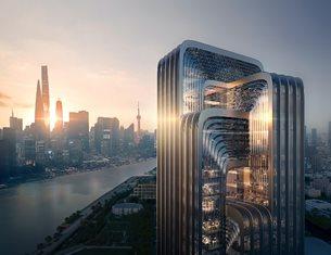 ZHA to build CECEP's new Shanghai headquarters