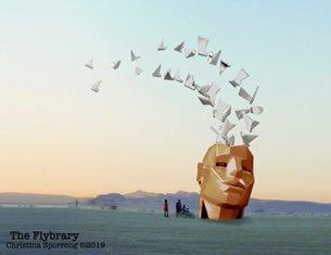 The best Artwork from Burning Man 2019