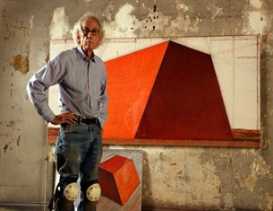 Christo's Mastaba for Hyde Park