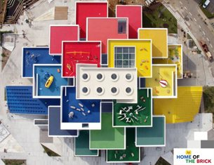 The LEGO® House by Bjarke Ingels Group opens on 28 September 2017