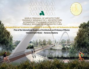 "Schiavello Architects Office vince il premio """"Interarch 2018  Gold Medal  alla  XV Triennale Mondiale di architettura Interarch 2018 """