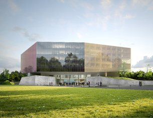 OMA wins contest for new courthouse in Lille