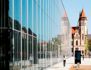 The Bauhaus Museum Dessau is open!