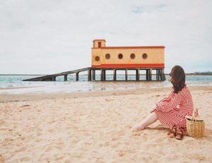 Wes Anderson Sets in the Real Life