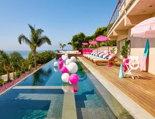 Barbie® Opens the Doors to Her Iconic Malibu Dreamhouse on Airbnb