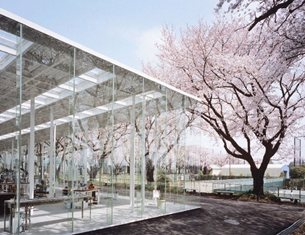 Architecture 'wants to break free'