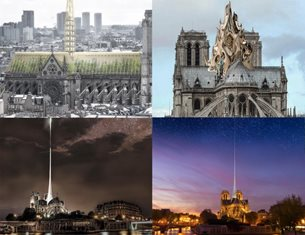 Notre Dame Redesign: 7 Design Proposals